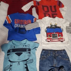 Carters boy bundle